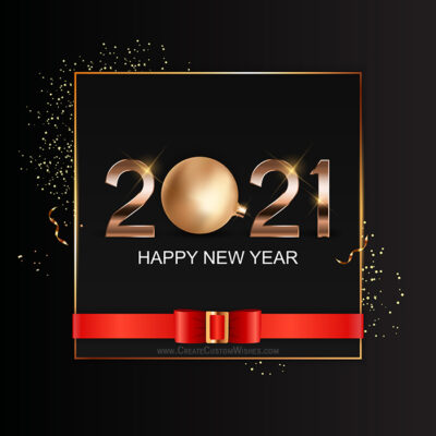 Best Happy New Year 2021 Cards for Friends