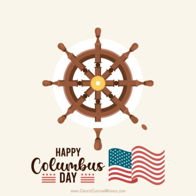 Columbus Day Messages, Image & eCards