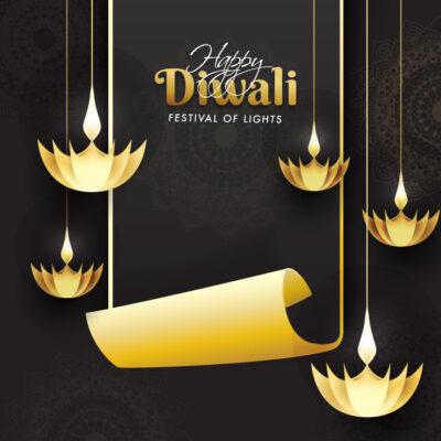 Create Happy Diwali 2020 Image with Name