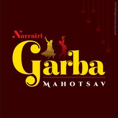 Free Navratri Garba Mahotsav Images