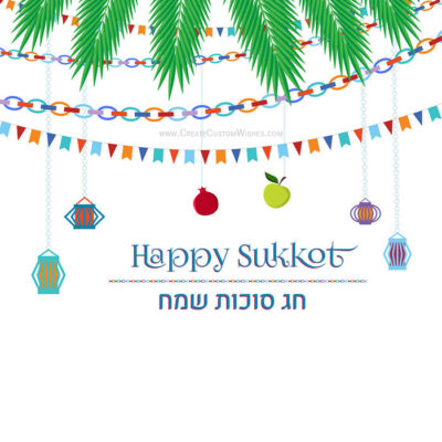 Happy Sukkot Images, Messages & Quotes