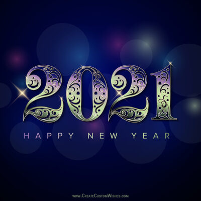 Write Quote on Happy New Year Wishes Image