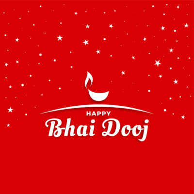 Editable Bhai Dooj Wishes Card Online