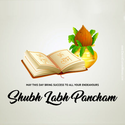 Labh Pancham 2021 Wishes Image, Messages