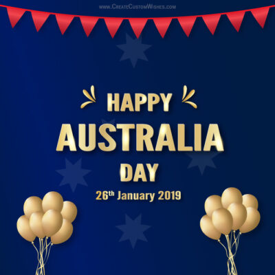 Australia Day 2021 Wishes Image, Messages