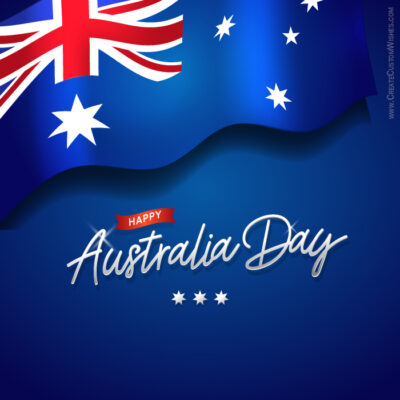 Create Australia Day Wishes for Business