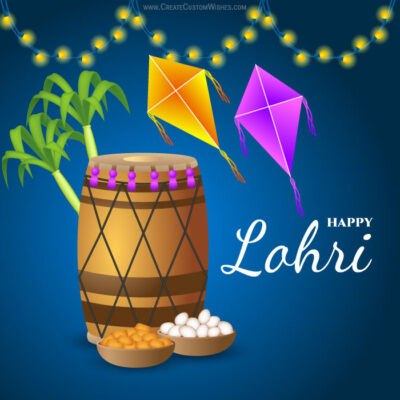 Happy Lohri 2021 Wishes Image, Messages