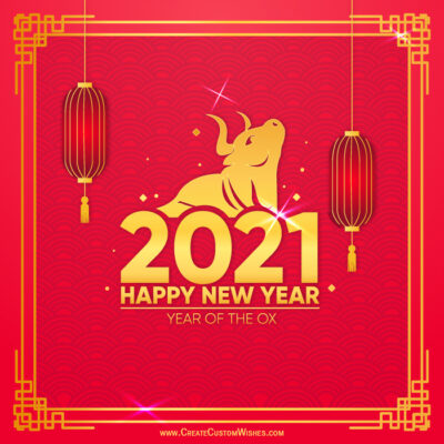 2021 Chinese New Year Festival Images