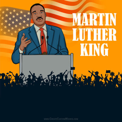 Add Quote on Martin Luther King Day Image
