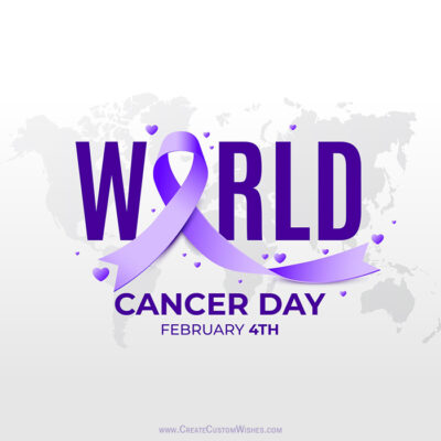 Create World Cancer Day for Company