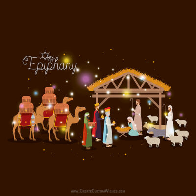 Epiphany Wishes Images, Messages, Quote
