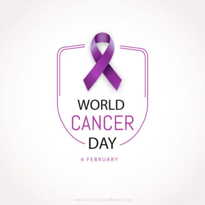 Make Cancer Day Image for Business