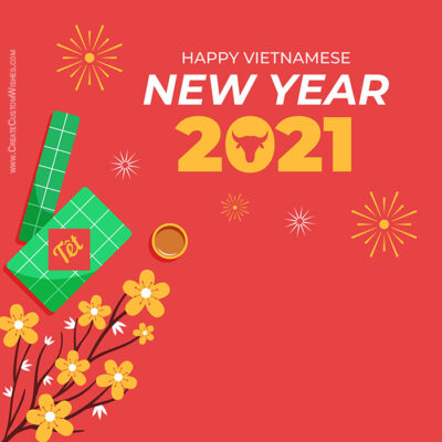 Vietnamese New Year 2021 Wishes Images