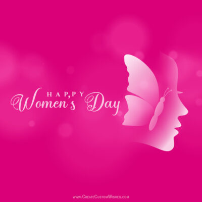 8th March - Women's Day with Quotes
