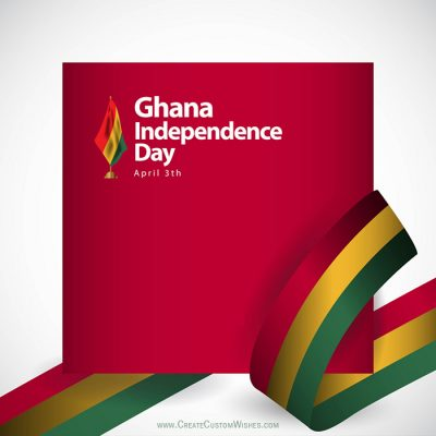 Create Ghana Independence Day for Business