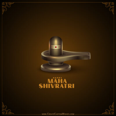 Create Maha Shivratri Image for Company