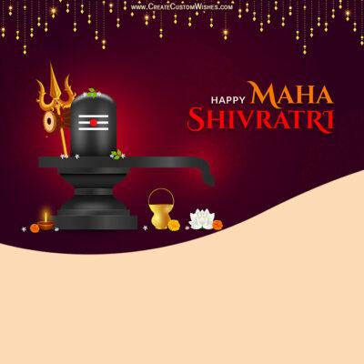 Create Maha Shivratri Post for Business