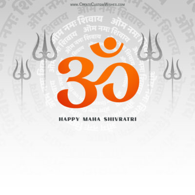 Maha Shivratri 2021 Greetings, Design