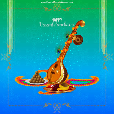 Vasant Panchami Wishes Images, Message