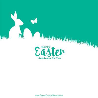 Easter Greetings for Spain, France