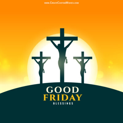 Greeting Cards for Good Friday 2021