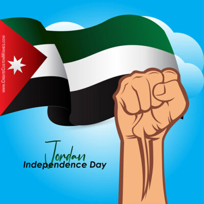 Jordan Independence Day 2021 Wishes Images