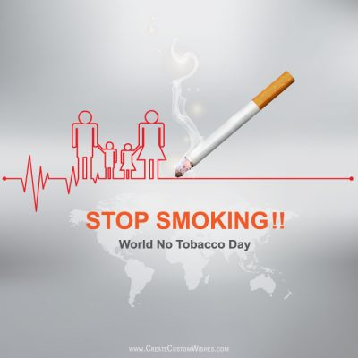 No Smoking Key Message by Company
