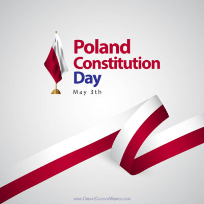 Poland Constitution Day 2021 Wishes Images