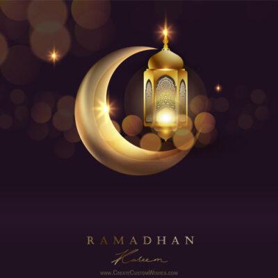 Ramadan Eid Mubarak Greetings for UAE