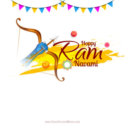 Create Ram Navami Image for Business