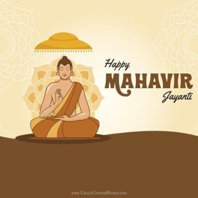 Greeting Cards for Mahavir Jayanti 2021