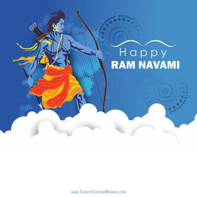 Greetings Card for Ram Navami 2021