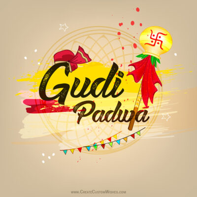 Gudi Padwa 2022 Wishes Images, Messages