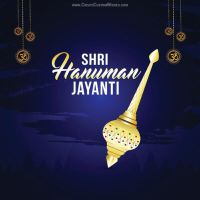 Hanuman Jayanti Wishes Images, Messages