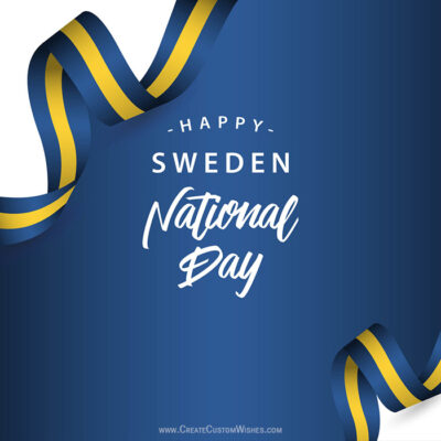 National Day of Sweden Wishes Images, Messages