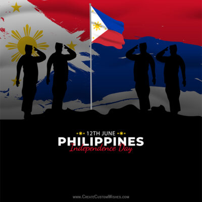 Philippines Independence Day Wishes Images, Messages