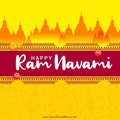 Ram Navami Wishes Images, SMS, Quote
