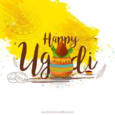 Ugadi 2022 Wishes Images, SMS, Quotes