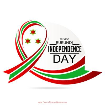 Burundi Independence Day Wishes Images, Quotes