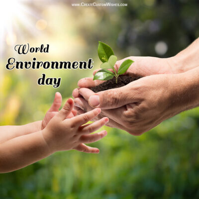 Environment Day Wishes Image, SMS, Quotes
