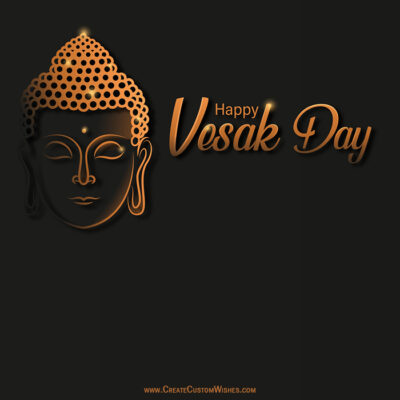 Free Create Vesak Day Post Image, Design