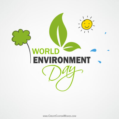 Greeting Cards for Environment Day 2021