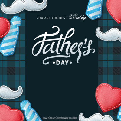 Greeting Cards for Father's Day 2021