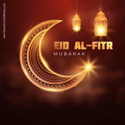 Greetings Card for Eid al-Fitr 2021