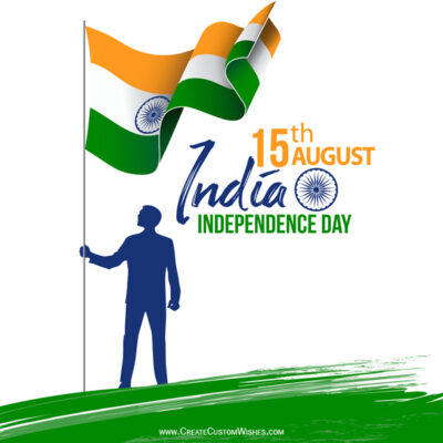 15th of August Independence Day Greetings