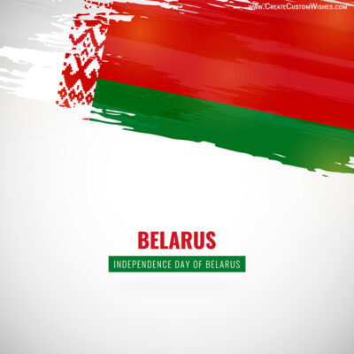 Create Belarus Independence Day for Business