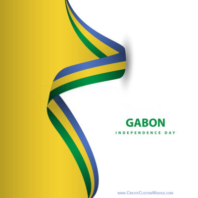 Gabon Independence Day Wishes Images, Messages, Quotes