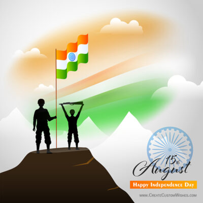 Greeting Cards for India Independence Day 2021
