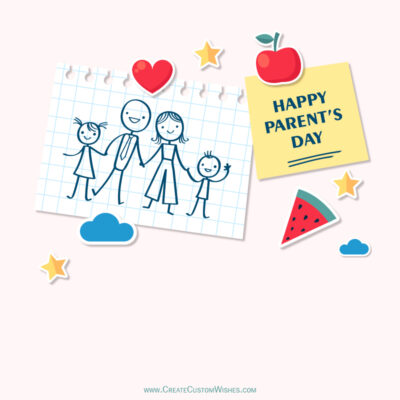 Greeting Cards for Parent's Day 2021