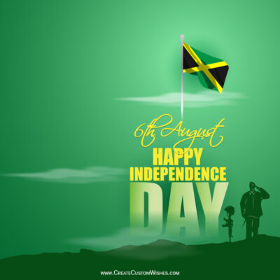 Jamaica Independence Day Wishes Images, Quotes